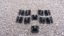 CHEVROLET BONNET INSULATION RETAINER CLIPS FOR HOOD SOUND DEADENER 10PCS