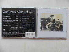 CD Album NEIL YOUNG Comes a time 7599-27235-2