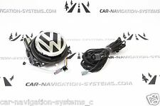 NEW genuine badge emblem rear view camera Volkswagen VW Golf 7 VII