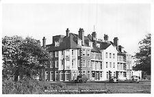 POSTCARD   HAMPSHIRE   BROCKENHURST  Balmer  Lawn  Hotel    RP
