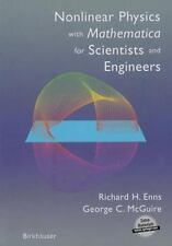 Nonlinear Physics With Mathematica for Scientists and Engineers: By Richard H...