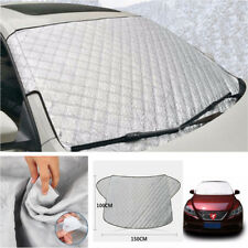2018 Car SUV Front Windshield Snow-Block Cover Frost Sun Shade Protector 4Season