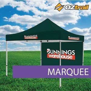 Marquee Custom, Printed Marquee and Market Tent - Bannerworld.com.au