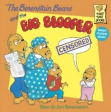 The Berenstain Bears and the Big Blooper-ExLibrary