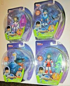 Disney Miles from Tomorrowland 4 Figures - Miles Loretta Phoebe Cosmic Merc New!