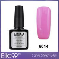 Elite99 UV LED One Step Soak Off Gel Nail Polish Varnish 3-in-1 No Need Top Coat