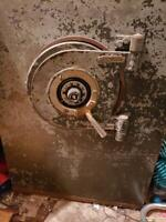 Antique Herring, Hall, Marvin Safe Co,,no key combination