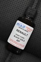 RENAULT BLACK GOLD CODE: 267 Renaultsport Clio PAINT TOUCH UP KIT 30ML 172