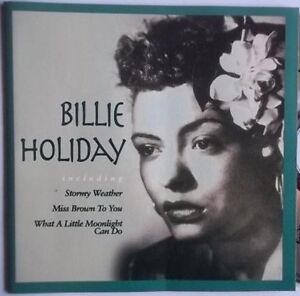 Billie Holiday.NEW CD.Last of Stock!