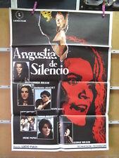 A6161  ANGUSTIA DE SILENCIO LUCIO FULCI FLORINDA BOLKAN GIALLO