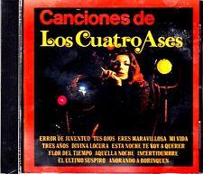 LOS CUATRO ASES - CANCIONES DE LOS CUATRO ASES - CD