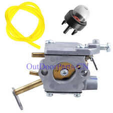 Carburetor & Fuel Line bulb for Homelite UT10901 UT-10780 33C D3300C Chain Saw