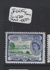 ST KITTS NEVIS (P2405B) QEII  $1.20  SG 117A  MNH