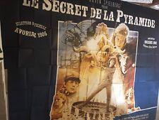 AFFICHE GÉANTE LE SECRET DE LA PYRAMIDE 4x3m