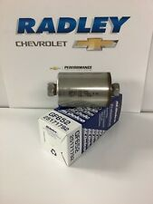 NEW OEM GM ACDELCO GF652 FUEL FILTER 25171792