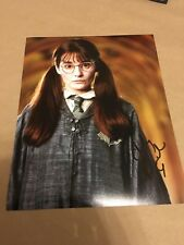 SHIRLEY HENDERSON   -  SIGNED  -   HARRY POTTER POSE   10X8 COL  PHOTO  -  UACC