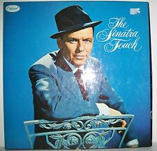 "12"" VINYL 6 LP BOXED SET. The Sinatra Touch. Capitol SM 137 to SM 142."