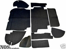 Austin-Healey 100-6, 3000 Armacord Trunk Liner Kit - CONCOURS GRADE - SALE