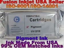 Compatible Epson Stylus Pro 4900 Cyan Pigment ink T653200 cartridge tank cxa