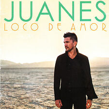 JUANES LOCO DE AMOR SEALED CD NEW 2014