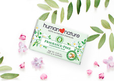 Human Nature Fragrance-Free Cleansing Bar 120g - 2 pieces