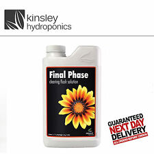 Final Phase Advanced Nutrients 100ml Flush Grow Bloom Kinsley Hydroponics