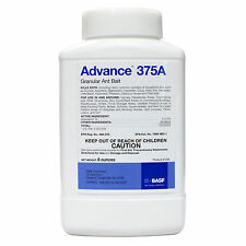 8 oz Advance 375A Granular Ant Bait Control Pharoah Carpenter Black Acrobat etc
