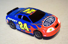 Life Like Nascar Chevrolet DUPONT # 24 slot car ho pour Tyco Tomy Afx etc new