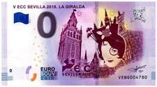 Billet Touristique - 0 Euro - Espagne - Sevilla 2018 La Giralda (2018-1)