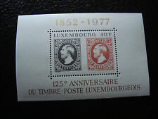 LUXEMBOURG - timbre yvert et tellier bloc n° 10 n** (Z7) stamp
