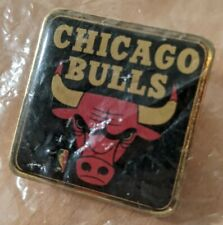 Chicago Bulls Pin NBA 1990's Era Original Packaging