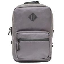 Abscent Ballistic Backpack Gunmetal Grey Odor Absorbing Smell Proof Backpack
