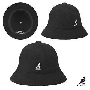 Kangol Bermuda Iconic Original Soft Texture Fashionable Casual Bucket Hat