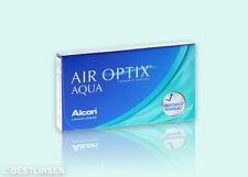 AIR OPTIX Aqua von Alcon 1x6 Kontaktlinsen BC 8,6 - NEU & OVP