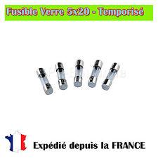 Fusible verre 5x20 - Temporisé 3.15A/250V