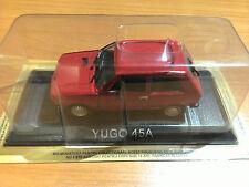 Modelcar 1:43  Legendary Cars  YUGO 45A