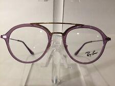 RayBan RB9065V Junior Eyeglass Frame 3742 Violet - Kids -NEW! Authentic! Youth