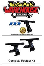 Full Roof Rack Bar Kit SUM104 Mountney Direct Fit A Class (W168, C169, W169) 98>
