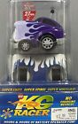Battery Operated Purple Flames KG Racer Car