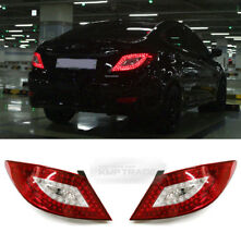 CLS Style LED Tail Lamps Light Rear Lamps For HYUNDAI 2011-17 Accent Verna Sedan