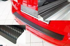 VW GOLF 7 Variant 2013-Ladekantenschutz+Einstiegsleisten Carbon-Schwarz