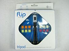 Flip Video Flexible Mini Tripod, New