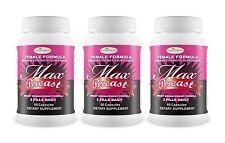 BEST MAX BREAST Enlargement Enhancement Natural Herbal Augmentation Pill Pills