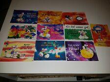 Diddl Postkarten 10 Stück, unbeschrieben, wie neu: Set 4