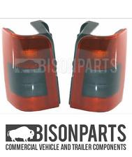 *PEUGEOT PARTNER MK1 (2002 - 2010) REAR TAIL LAMP / LIGHTS RH & LH CIT055/056