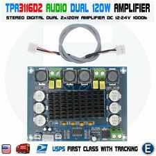TPA3116 TPA3116D2 120W+120W Dual-Channel Stereo Digital Audio Amplifier 12V~24V