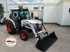 2020 Bobcat Ct5545 Tractor W/ Loader, Cab, 4X4, Hydro, 86Hrs, 45Hp, One Owner