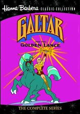 Galtar and the Golden Lance: Complete Hanna Barbera TV Series Box / DVD Set NEW!