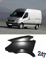 FRONT WING FENDER LEFT N/S COMPATIBLE WITH MERCEDES BENZ SPRINTER W906 2007-2013
