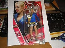 WWE Basic Lana BELT Chase Championship Figure Divas Mattel series 58